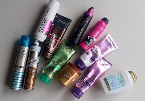 EMPTIES – Hair care