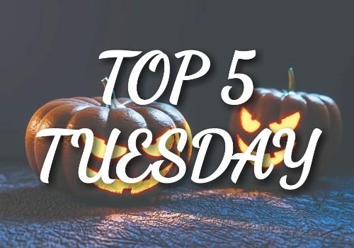 TOP 5 TUESDAY: Halloween-themed snacks