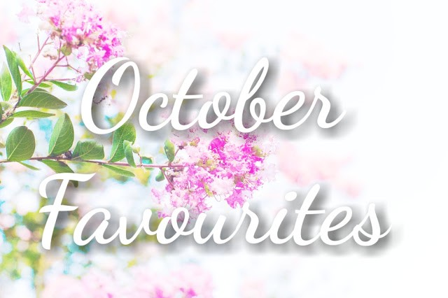 October Favourites, Sugar & Spice
