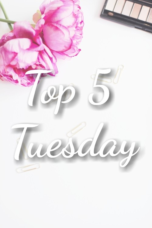 TOP 5 TUESDAY: Online Beauty Stores, Sugar & Spice