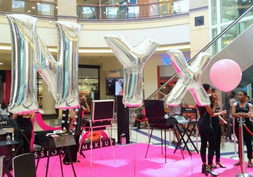 Launch of NYX Professional Makeup in Durban