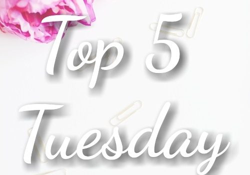 Top 5 Tuesday: Winter Wonders Wishlist