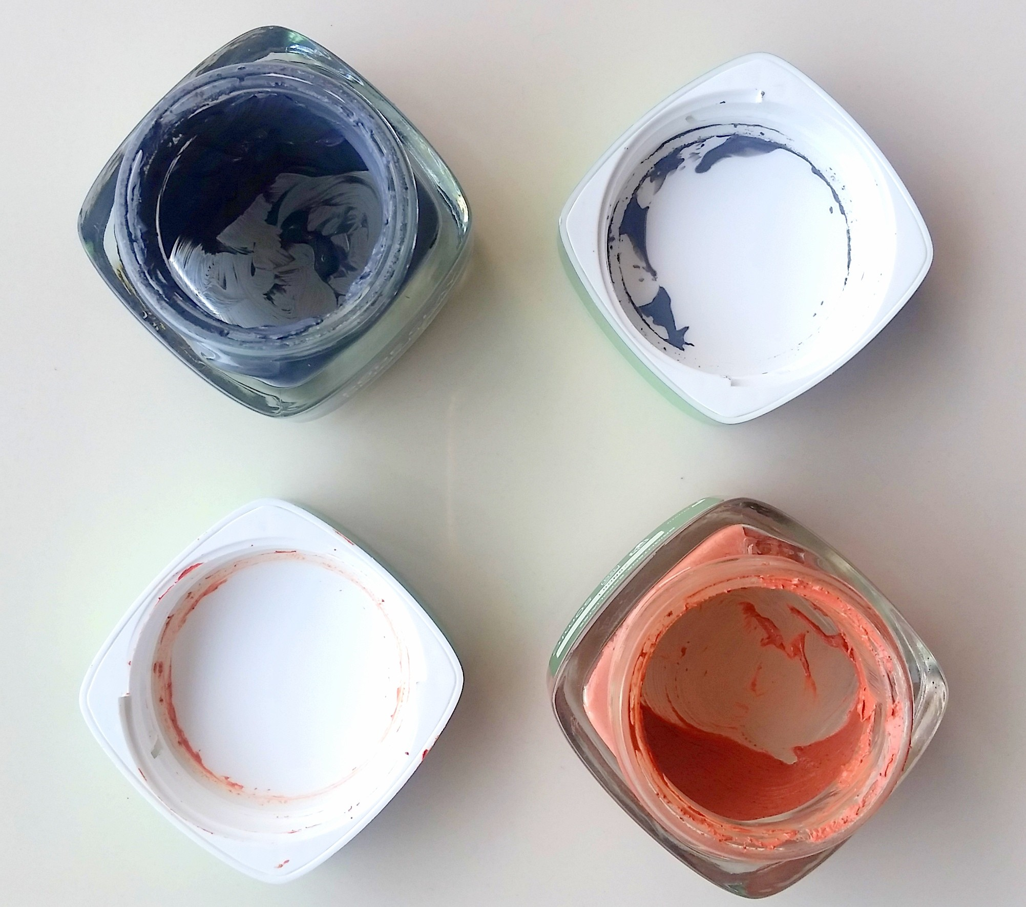 TESTED: L'oreal Pure Clay masks, Sugar & Spice