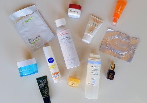EMPTIES: Skincare
