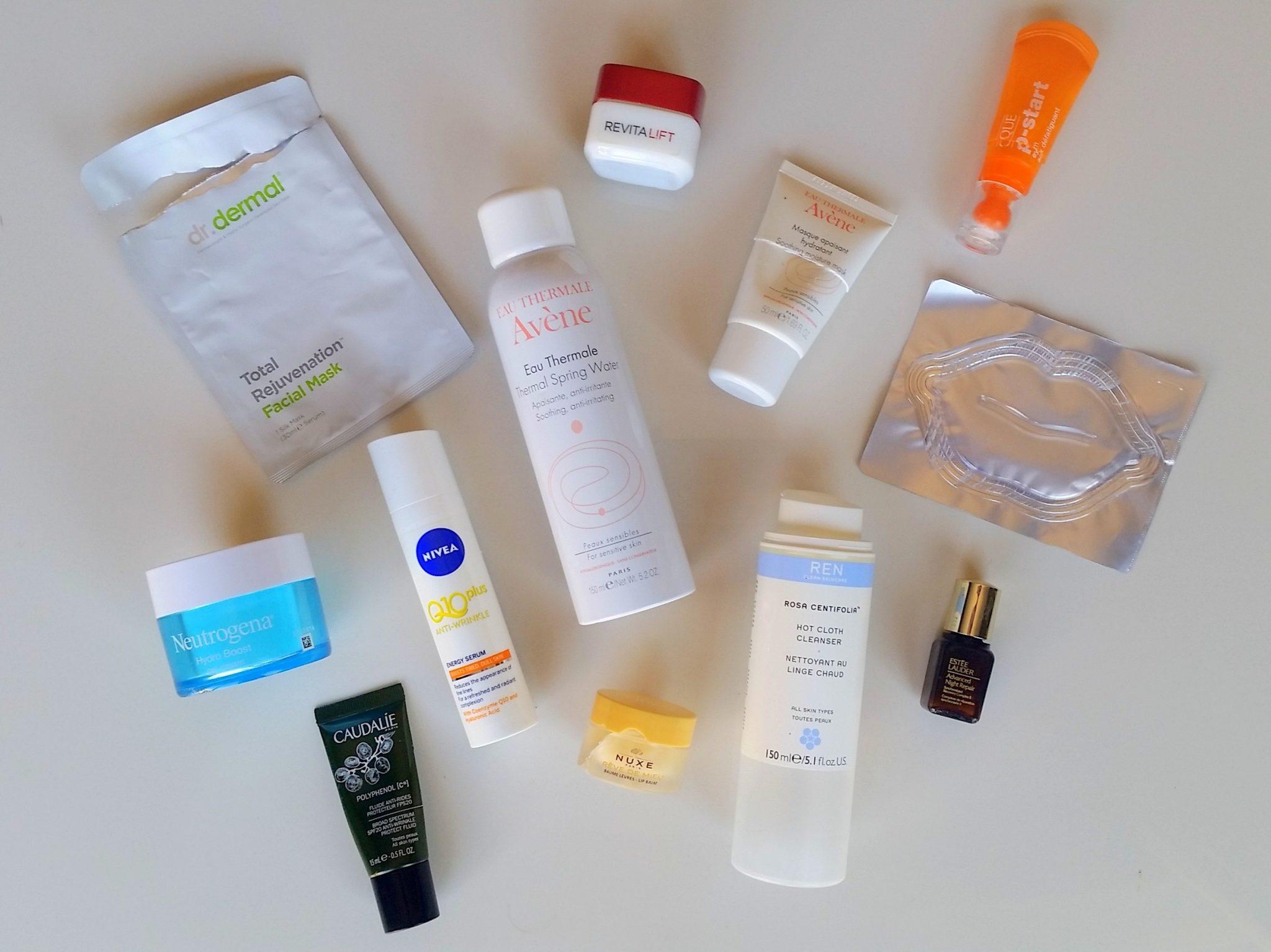 EMPTIES: Skincare, Sugar & Spice
