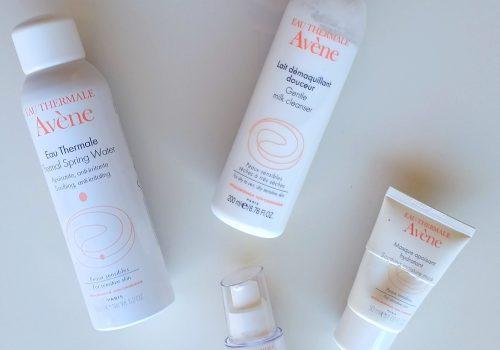 BRAND SPOTLIGHT: Avène Eau Thermale skincare