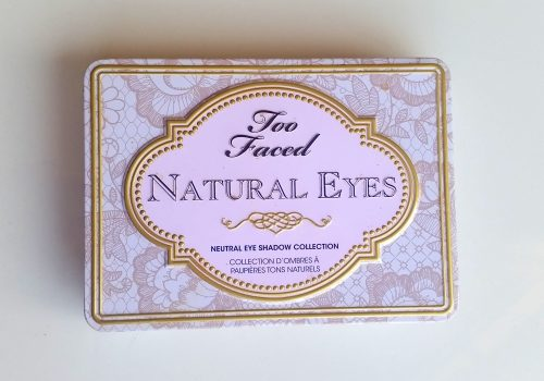 TESTED: Too Faced Natural Eyes palette