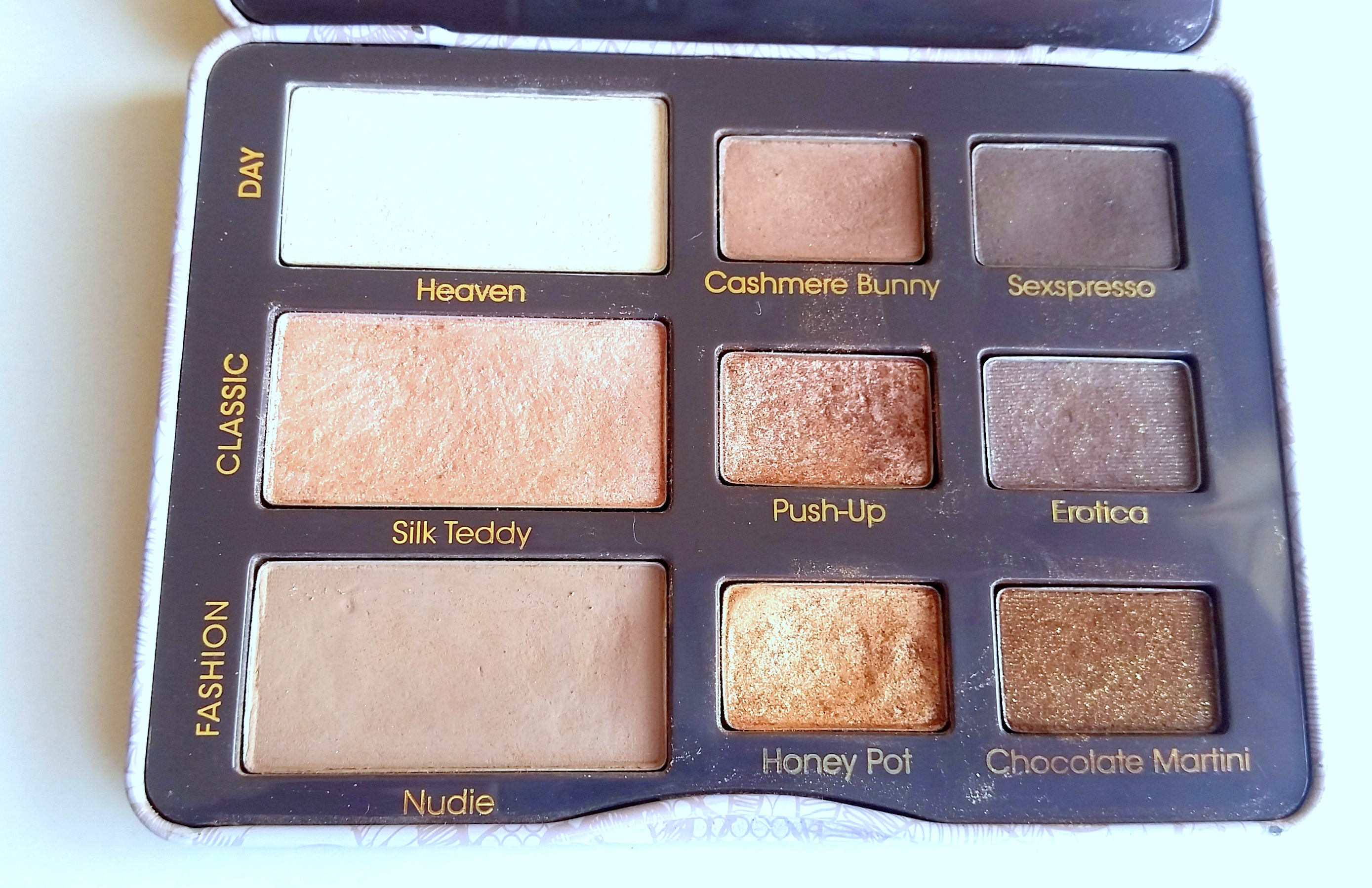 TESTED: Too Faced Natural Eyes palette, Sugar & Spice