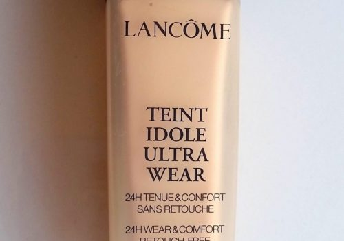 TESTED: Lancome Teint Idole Ultra Wear Foundation