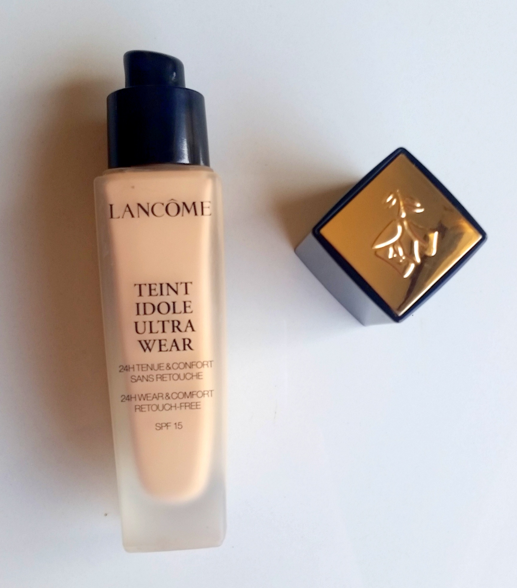 TESTED: Lancome Teint Idole Ultra Wear Foundation, Sugar & Spice