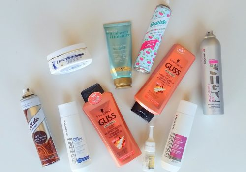 EMPTIES: Hair Care