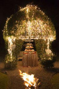 Our Beautiful Winter Wedding, Sugar & Spice