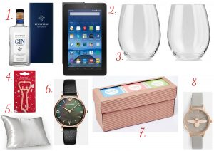 CHRISTMAS GIFT GUIDE: For Her, Sugar & Spice