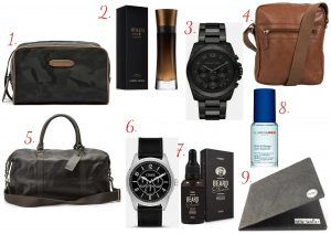 CHRISTMAS GIFT GUIDE: For Him, Sugar & Spice