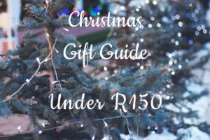 CHRISTMAS GIFT GUIDE: Stocking Filler (under R150), Sugar & Spice