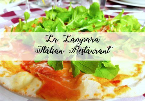 La Lampara Italian Restaurant, Midlands Meander