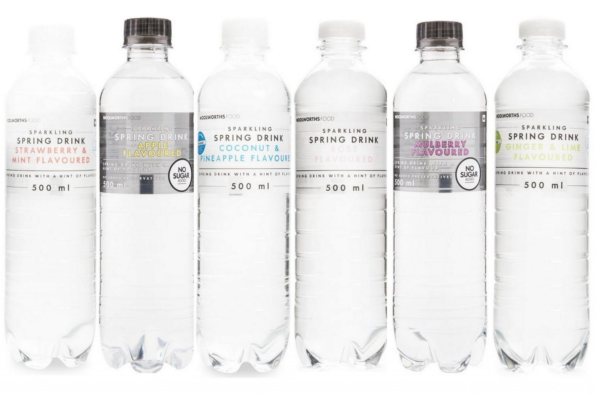 WOOLWORTHS FLAVOURED WATER scaled