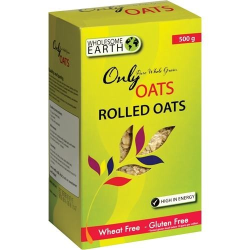 WHOLESOME EARTH OATS