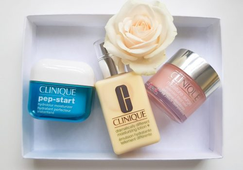 Keep your skin hydrated with Clinique