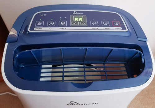 GMC Dehumidifier – how to cope with Durban humidity