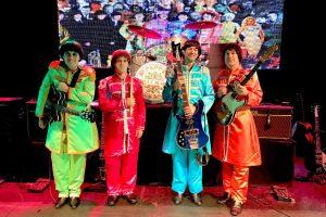 Beatlemania hits Sibaya Casino! *GIVEAWAY*, Sugar & Spice