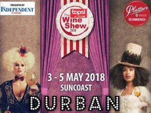 WIN with the Tops at SPAR Wine Show 2018, Sugar & Spice