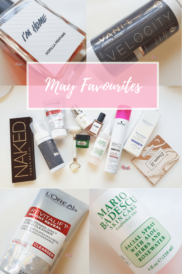 MAY FAVOURITES PINTEREST