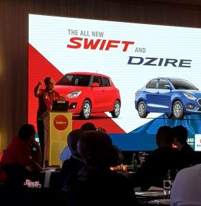 New Suzuki Swift gives you #AllTheFeels, Sugar & Spice