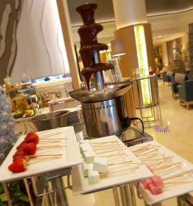 High Tea at the Hilton, Durban, Sugar & Spice