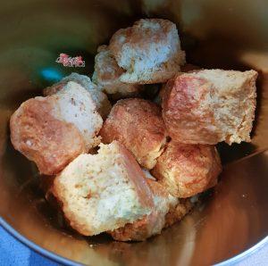 Homemade Buttermilk Rusks, Sugar & Spice