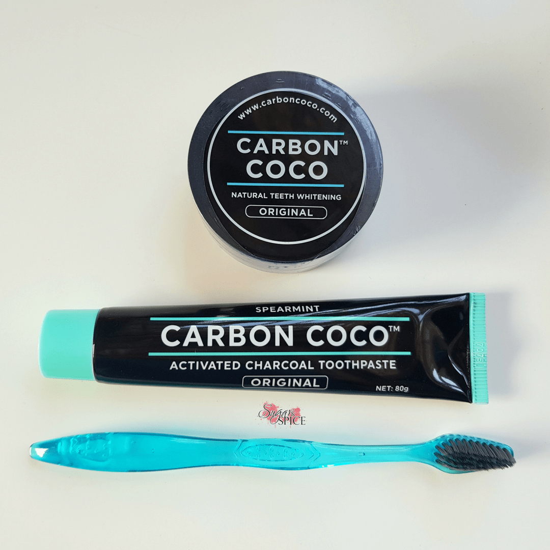 Review – Carbon Coco Ultimate Carbon Kit, Sugar & Spice