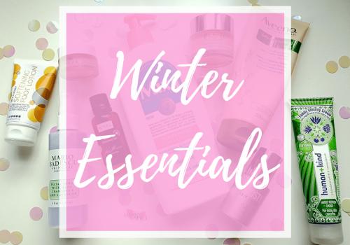 My Winter Essentials