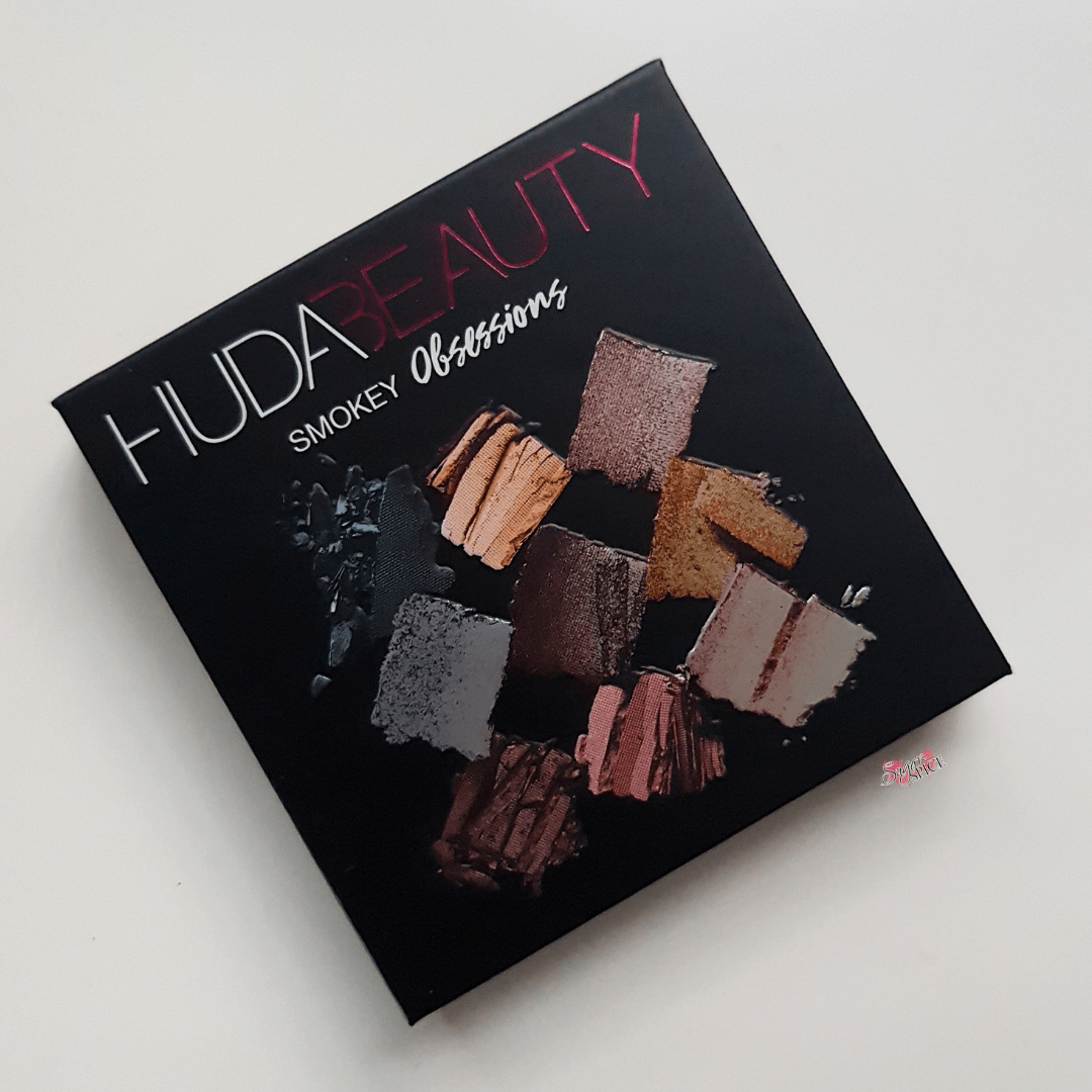 Huda Beauty Obsessions palettes #INSTAFAMINVESTIGATES, Sugar & Spice