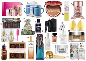 GIFT GUIDE – For Her, Sugar & Spice