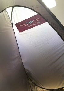 The Tan Lab Spray Tan at Simply Tipped – REVIEW, Sugar & Spice