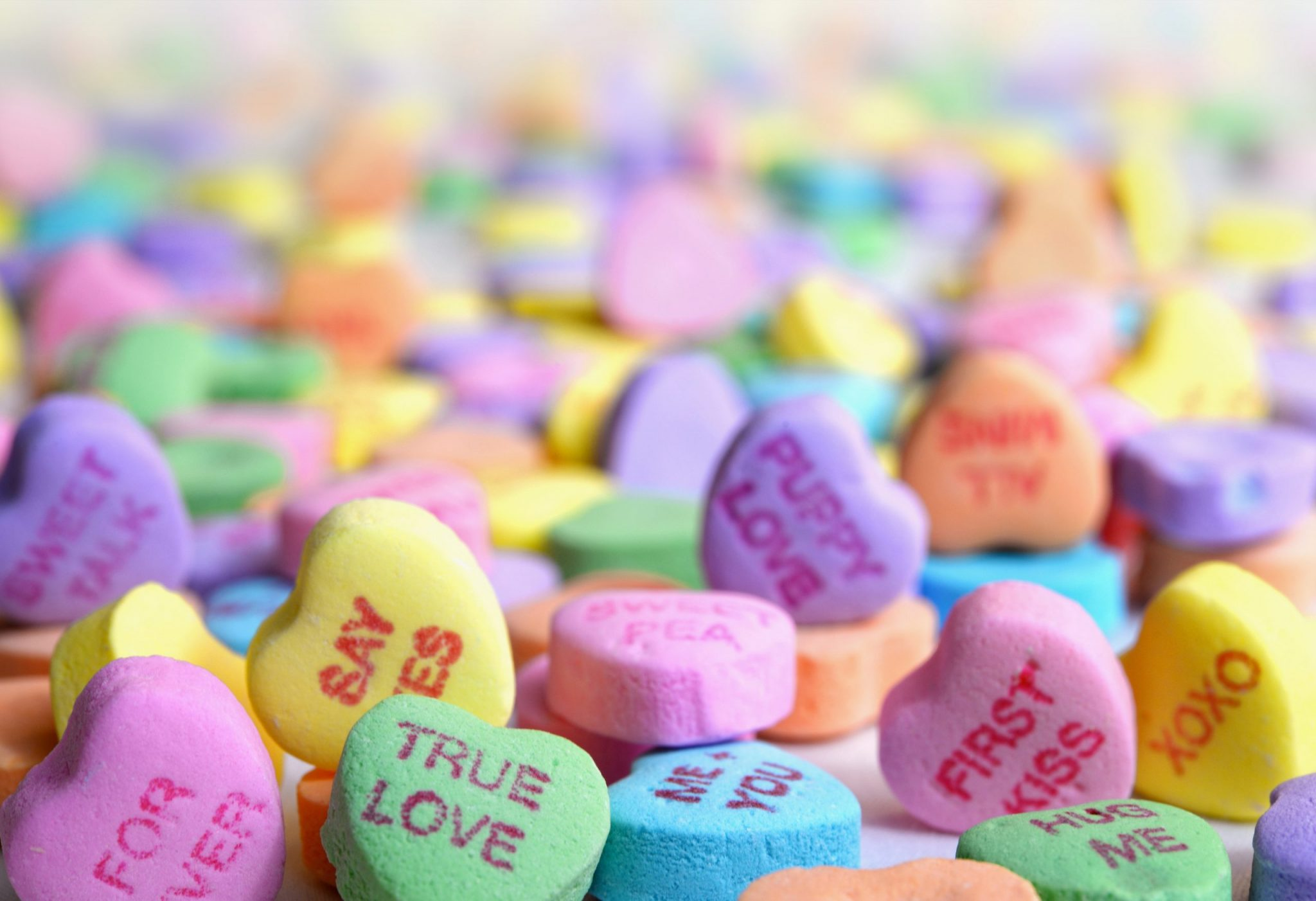 Valentine's Day Gift Guide, Sugar & Spice