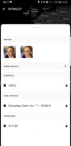 Working with the Dyme Beauty App, Sugar & Spice