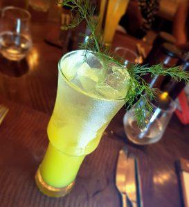 Ciroc Vodka pairing at the Big Easy Durban, Sugar & Spice