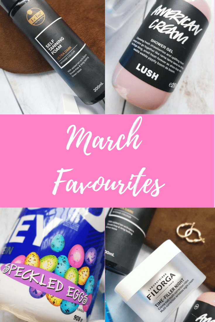 MARCH FAVOURITES PINTEREST