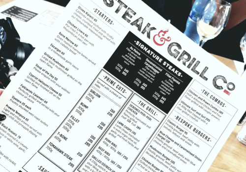 Steak & Grill Co, Florida Road