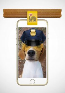 PEDIGREE DENTASTIX SELFIE-STIX