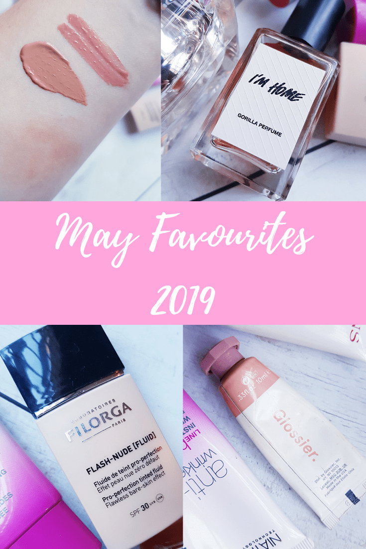 May Favourites 2019 PINTEREST
