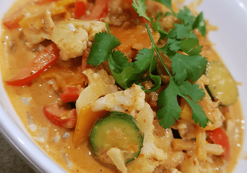 NIBBLES: Thai Panang Curry