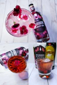 D'Urban Scarlet Gin – 3 Ways, Sugar & Spice