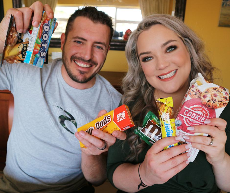 Tasting American Snacks & Candies, Sugar & Spice