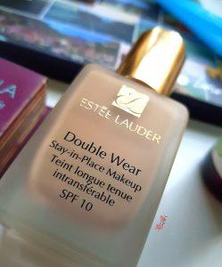 TESTED: Estée Lauder Double Wear Foundation, Sugar & Spice