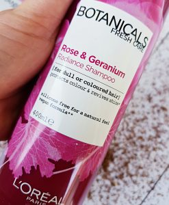 L'Oreal Botanicals Hair Care, Sugar & Spice