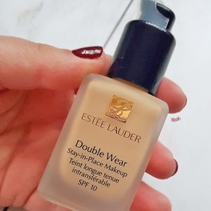 TESTED: Estée Lauder Double Wear Foundation, Sugar & Spice
