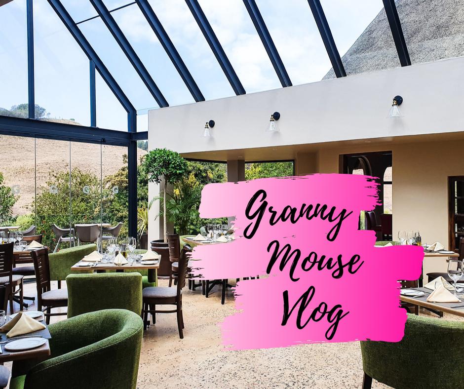 Granny Mouse Vlog