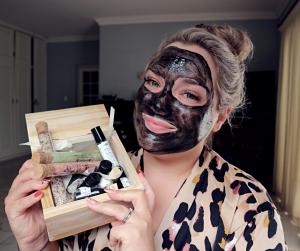 MudMask – DIY natural masking, Sugar & Spice